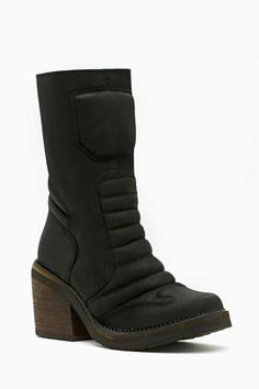 Jeffrey Campbell Sonic Moto Boot...$185...30% off sale...free shipping...no sales tax...exclusive design...in all sizes except 6! ❤️