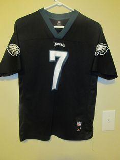 07f5f137f55 ... Michael Vick - Philadelphia Eagles Black jersey - youth Large NFLInc PhiladelphiaEagles  Nike ...