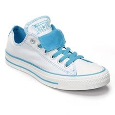 Converse Chuck Taylor All Star Double-Tongue Sneakers for Women - Got this pair too! ;)