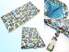Oh Baby! with Fabric.com: Splat Mat with a Carrying Case | Sew4Home