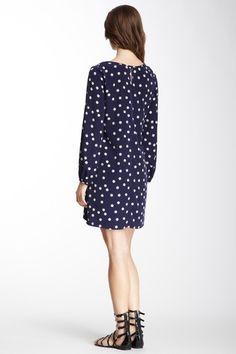 Spotty Shift Dress