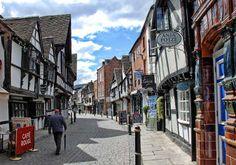 Worcester, England.