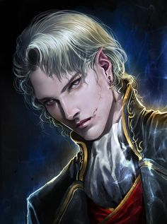 Vampire by SAKIMICHAN