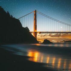 Golden Gate Bridge by Andrew Optics by San Francisco Feelings