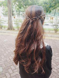Romantic Braids and Curls