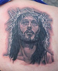 #Jesus #Portrait #Blackandgrey #Realistic  #Düsseldorf #Tattoo #Germany  Living Illustrations Tattoo & Piercing Atelier   Düsseldorf Stadtmitte    Oststraße 114 // 40210    Tel.: 021191187609    Facebook: livingillustrationstattoo