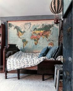 What a lovely play area for the kiddos. The Stuva benches make a handsome storage area and desk. You certainly did well sprucing up the kids room, . Kids Bedroom, Bedroom Decor, Vintage Room, Vintage Kids Rooms, Room Themes, Boy Room, Room Inspiration, Home Decor, Instagram