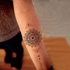 Sanskrit Mantra Words Temporary Tattoos Body Art Tattoo ...