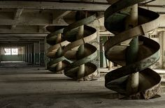 Millennium Mills, Docklands | Community Post: 20 Abandoned British Buildings That Are All Kinds Of Weird