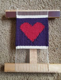 Mary Lou Ricci, tapestry from The Tapestry Heart project