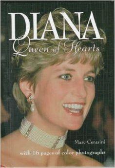 Diana: Queen of Hearts: Rc Cerasini: 9780679992141: Amazon.com: Books