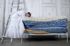 "Saatchi Online Artist Jelena Kostic; Photography, ""The Princess and the Pea (30x 40 cm) Edition of 50 "" #art"