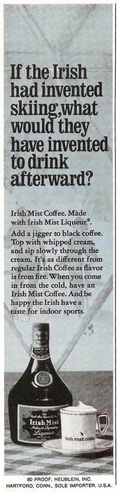 Sell Me Yesteryear: Irish Mist Liqueur