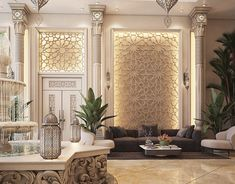 this is masjed projectproject area 8000 dammam saudi arabiaany comment are more than welcomei hope you like itbest regardszakaria Arabic Decor, Islamic Decor, Luxury Homes Interior, Luxury Home Decor, House Outside Design, House Design, Marocco Interior, Moroccan Design, Moroccan Tiles