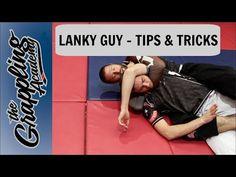 Lanky Guys Tricks and Tips Jiu Jitsu Techniques, Brazilian Jiu Jitsu, Sale Sale, Great Videos, Kickboxing, Martial Arts, Competition, Wrestling, Training