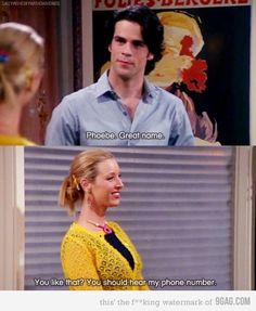 Awesome Phoebe.