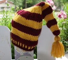 Gryffindor cap (and must remember scarf) I want Ravenclaw stuff :[