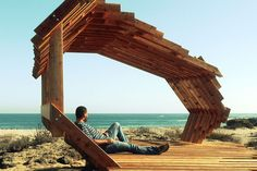 Escala arquitectura diseña observatorios para las playas de Baja California  http://www.designboom.com/architecture/escala-arquitectura-observatories-baja-california-02-24-2016/