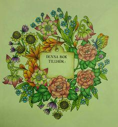 #Blomster mandala