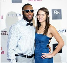 Nfl players wifes interracial