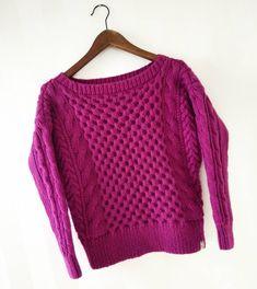 Сочная фуксия💞 . Полушерсть👌 . Размер 42-44 . Цена 3⃣0⃣0⃣0⃣ . По вопросам приобретения обращайтесь в Direct/WhatsApp 89269436550 🤗 .… Easy Knitting, Pullover, Sweaters, Fashion, Moda, Couture Facile, Fashion Styles, Sweater, Sweater