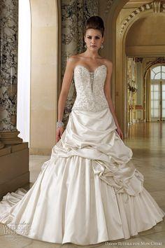 david tutera wedding dresses 2012 falsette lovvve it