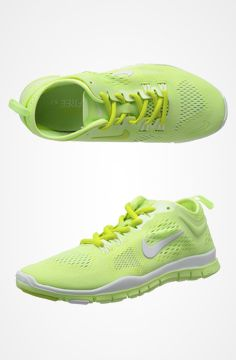 Nike Womens TR Fit 4 5 Cross Training Best lime green shoes