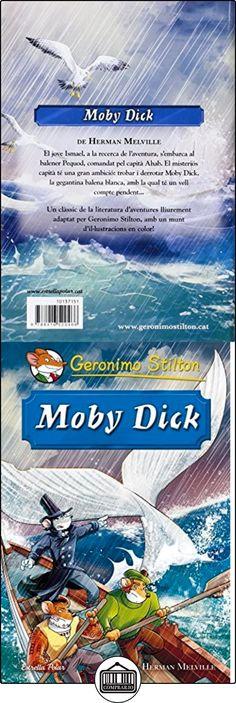 Moby Dick: Clàssics (GERONIMO STILTON) Geronimo Stilton ✿ Libros infantiles y juveniles - (De 6 a 9 años) ✿ ▬► Ver oferta: http://comprar.io/goto/8416520461