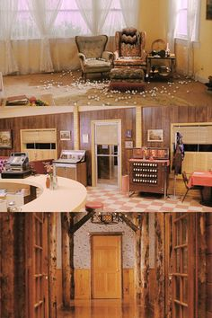 """"""" Twin Peaks (1990-1991) // the empty rooms """""""