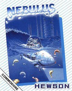Nebulus - Commodore C64