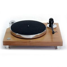 Acoustic Solid - Solid Classic Wood Turntable [Solid Classic] - $2,880.00 ($500-5000)
