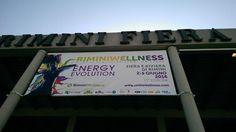 Rimini wellness 2016: c'era più presenza di #food! Intervista a Barbara Padovan, project manager di Food Well.  #cibo #frutta #sport #benessere #wellness #fitness #salute #sanomangiareit