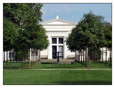 08.09.02.15.14 Potsdam, Park Sanssouci, Schloss Charlottenhof, Karl Friedrich Schinkel