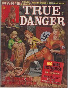Nazis – Page 4 – Pulp Covers Arte Do Pulp Fiction, Adventure Magazine, Cheap Books, Pulp Magazine, Magazine Art, Magazine Covers, True Detective, Comic Page, Pulp Art