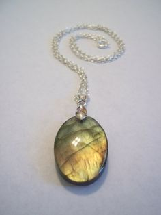 Magical Dragons Scale Natural Oval by BrandimariesBoutique on Etsy, $9.95