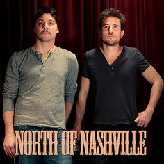 Portland, Maine's North Of Nashville blend classic country influences effortlessly with Americana and roots rock to create their own brand of outlaw country.