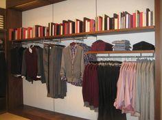 books | #visual #merchandising #bananarepublic