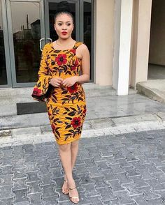 "793 Likes, 2 Comments - Ms Asoebi (@ms_asoebi) on Instagram: ""Ankara Fab @officialannyta - """