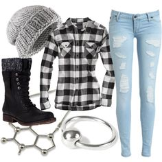 """Untitled #482"" by littlemisstoxin on Polyvore"