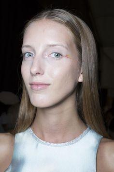 Monique Lhuillier Beauty S/S '15