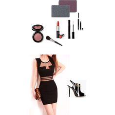 A nite to remember, created by marykay-tina on Polyvore