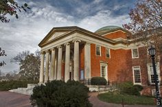 Morehead Planetarium, right down the road next to the University of North Carolina at Chapel Hill campus