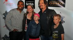 Rally For Kids With Cancer Red Carpet Draft Evening in Toronto