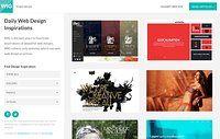 Web Inspiration Gallery