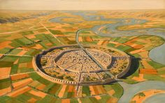 Ancient cities and towns   Wondermondo