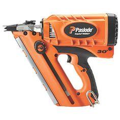 Aeg 18v Cordless Finish Nail Gun Skin Only I N 6230123