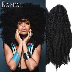 18inch afro kinky marley braid hair senegalese twist hair httpsaliexpressitem2016 braiding pmusecretfo Image collections