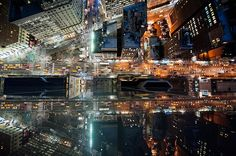 Intersection | NYC by navid j, via Flickr