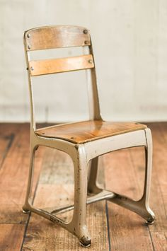 school chairs for dining room for the home if i ever find one