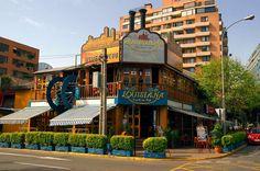 providencia chile | Pub restaurante en Providencia, Santiago, Chile